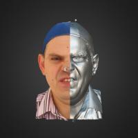 3-866506-3D Scan - Alexandro Chramcov - 11 - F by HumanAnatomy4Artist