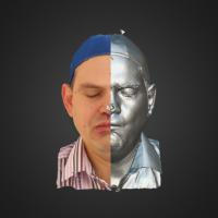 3-866501-3D Scan - Alexandro Chramcov - 08 - Mouth by HumanAnatomy4Artist