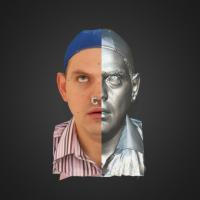 3-866497-3D Scan - Alexandro Chramcov - 02 - Eyes  by HumanAnatomy4Artist