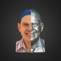 3-866496-3D Scan - Alexandro Chramcov - 04 - Smile by HumanAnatomy4Artist