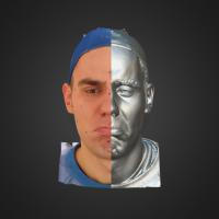 3-866420-3D Scan - Tomas Mayer Levi - 14 - Sad by HumanAnatomy4Artist
