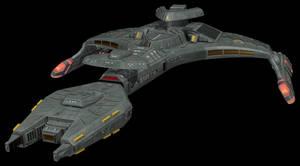 Vor'cha Class Starship