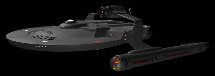 Proto Reliant Class Starship