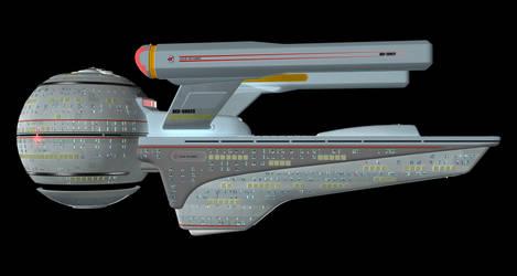 Olympic Class Starship