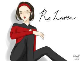 Ro Laren by ClaireGong