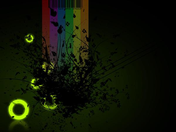 Glowrainbow by operian