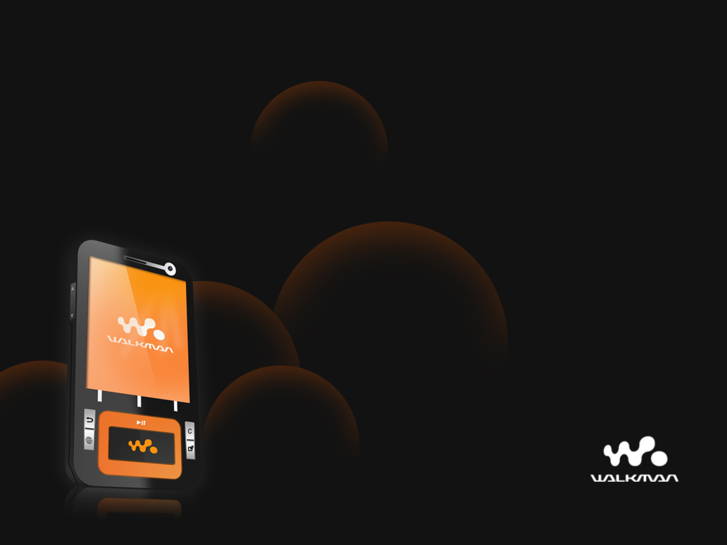 Walkman Phone by operian
