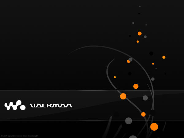 WALKMAN wall by operian