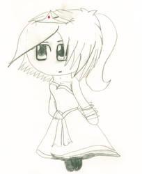 Chibi Reluctant Princess by OnyxAradia