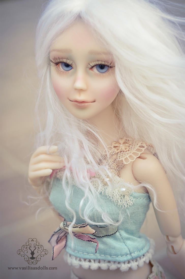 Lilly by Vasilisa's Dolls by Leablackvelvet