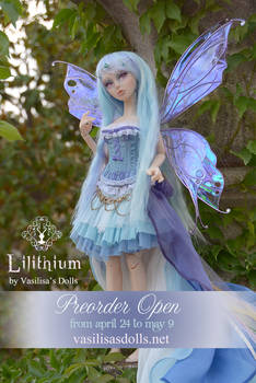 Lilithium V2.0 Preoder Open!