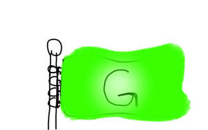 GREEN by KikiWolf344