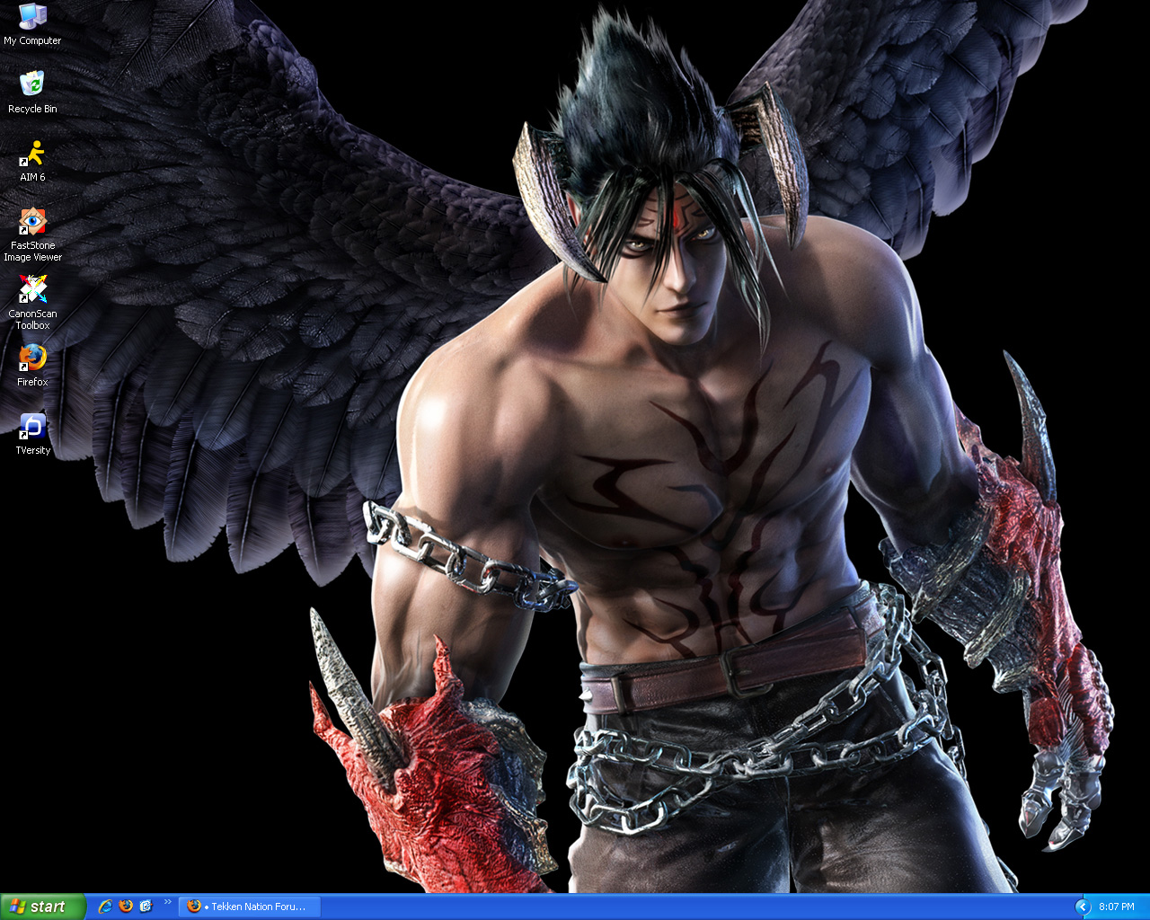 Pretty plain, but it's the highest-res version of Devil Jin's T6BR CGI I've