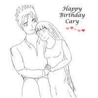 Cary Birthday 2010 by SonKitty