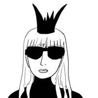 Gaga Wants Your Drama by SonKitty