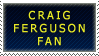 Craig Ferguson Fan Stamp by SonKitty
