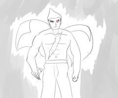 Request - Kazuya Mid-transformation