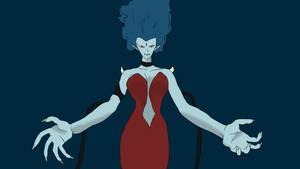 Queen Metallia 2
