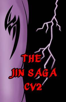 The Jin Saga CV2 - Cover