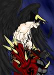 Pokefreak Devil Jin - Colored
