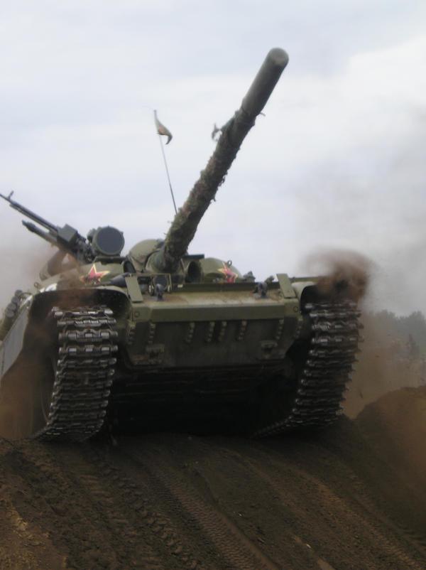 My best Tank shot by Elwoodzik