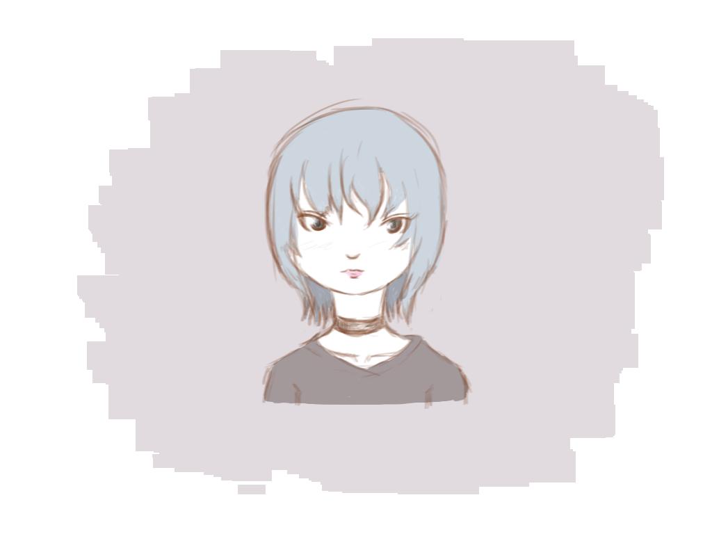 Sketch - Gray by xxYukira