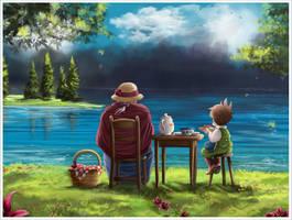 picnic by Anirr