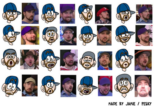 The many faces of Fraser Agar