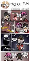 Comic #20: Dress smart, Be smart by Peskyplumber64