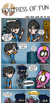 Comic #21: Hats off to you by Peskyplumber64