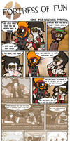 Comic #23: Moustache potential (By Arudon) by Peskyplumber64