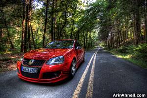 My GTI by arin