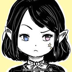 Imaginary Friend: Lalafell Edition