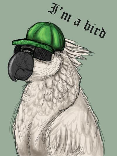I'm A Bird by DemonML