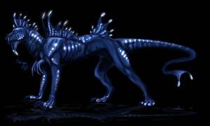 Bio-luminescent Predator Study