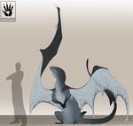 Thresher Shark Dragon