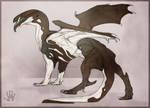 Pied dragon