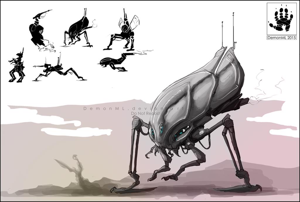 Robots by DemonML