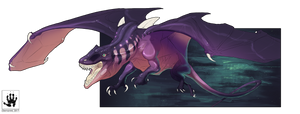 Charging Dragon