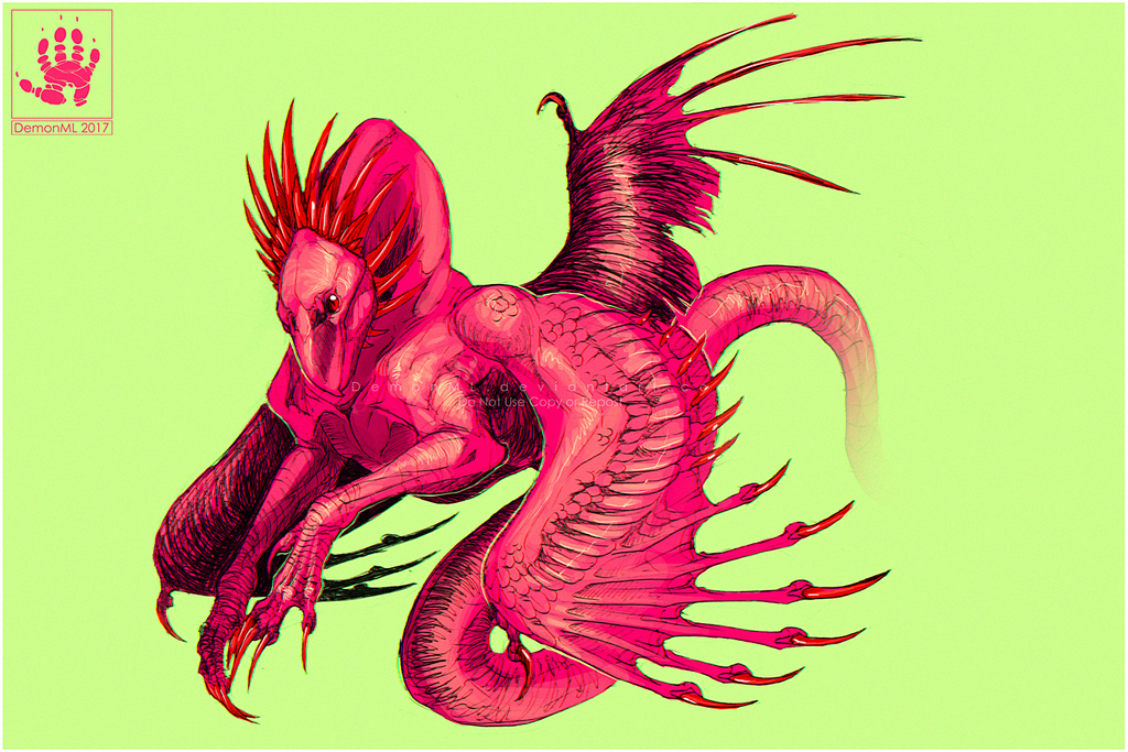 The Bird by DemonML