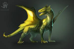 Protodrake by DemonML