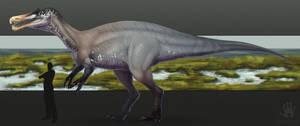 Suchomimus Tenerensis by DemonML