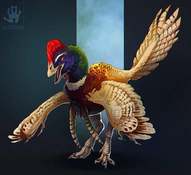 Golden Chicken by DemonML