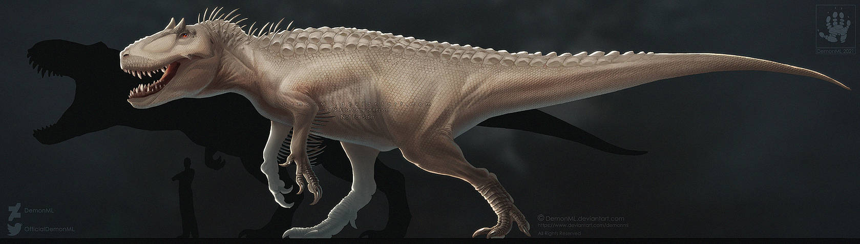 Scientifically Plausible Indominus Rex