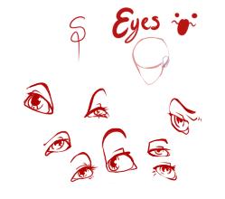 dem eyess by o0BrokenSeaGlass0o