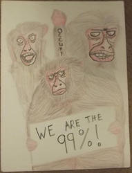 The Occupy Movement by HashtagJeric