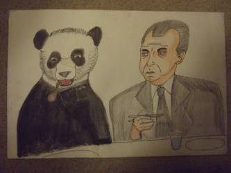 Nixon in China (2012) by HashtagJeric