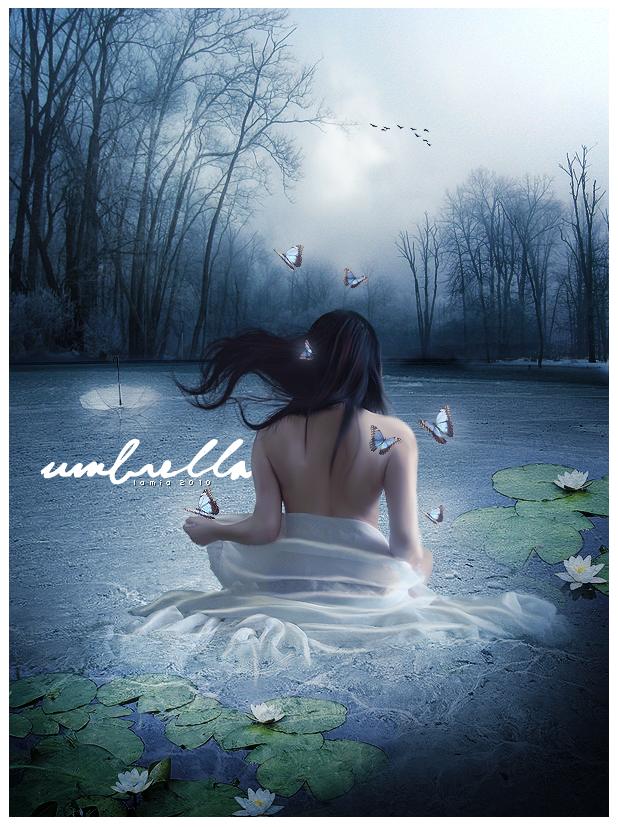 umbrella by LAMIA-2