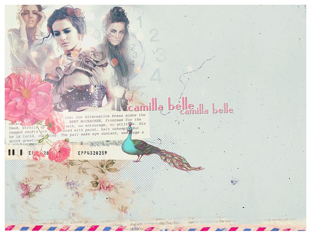 camilla belle 1 by LAMIA-2