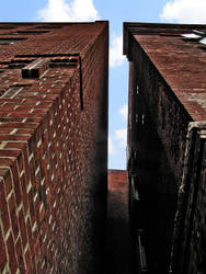 Looking Up - Urban 1 by touch-the-flame